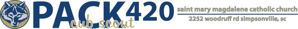 Pack 420 Logo